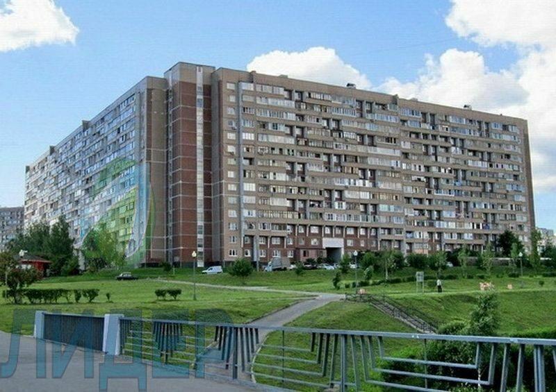 Зеленоград к.1620 (фасад)